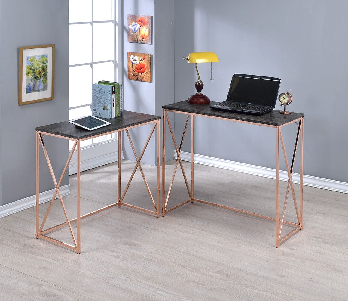 Margot 2-Piece Writing Desk Set