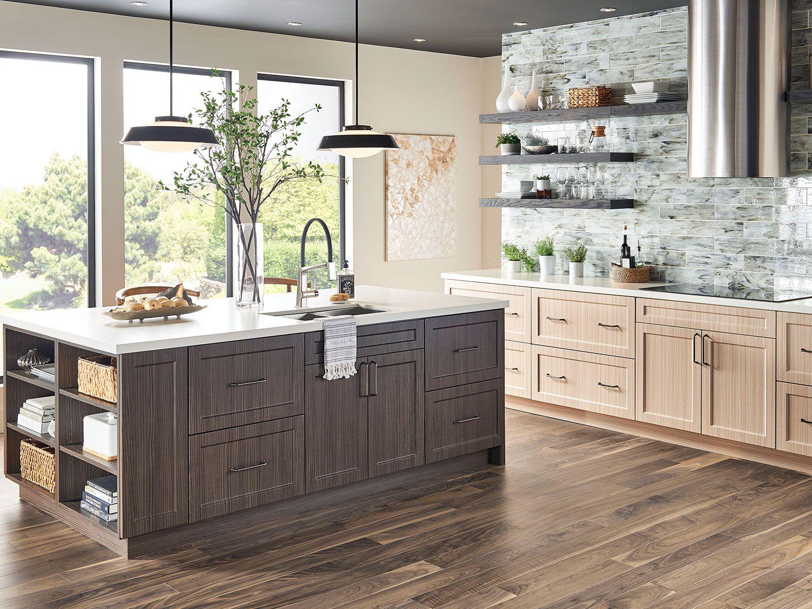 Island In The Sun In 2020 City Kitchen Design Bertch Cabinets Kitchen Design Open