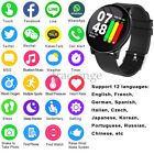 Smart Watch Bracelet Fitness Tracker Blood Pressure Heart Rate for iOS Android #Fitness