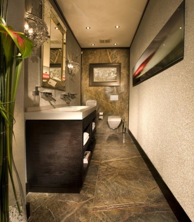 britto charette interior designers miami florida powder room