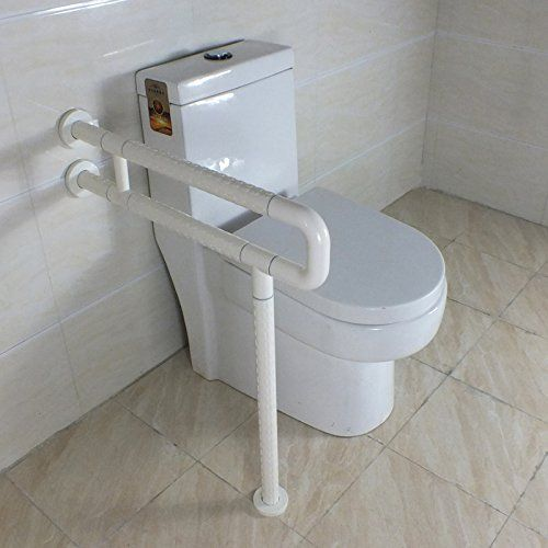 Ibama R Shape Wall Mounted Toilet Safety Frames Shower Grab Bar
