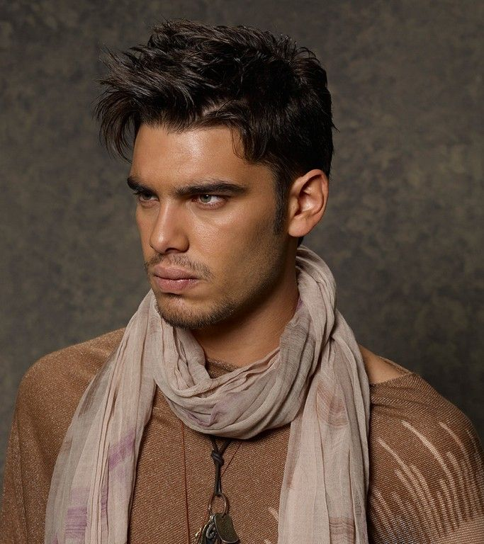 Mens Hairstyles Hair Pinterest Mens Hair