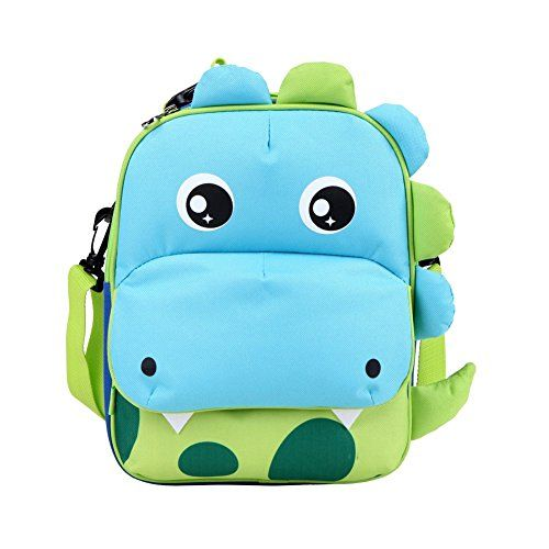 2020 Kids Baby Milo Boy Girl Little Monkey Cartoon Backpack Shoulder School Bag