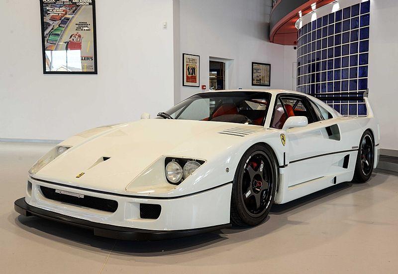 Ferrari F40 - All Cars for Sale - Cars for Sale - Joe Macari | cars