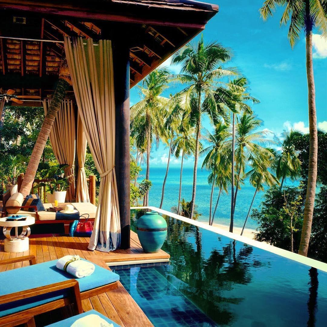 Four Seasons Resort Koh Samui Thailand   Resorts & Hotels ...