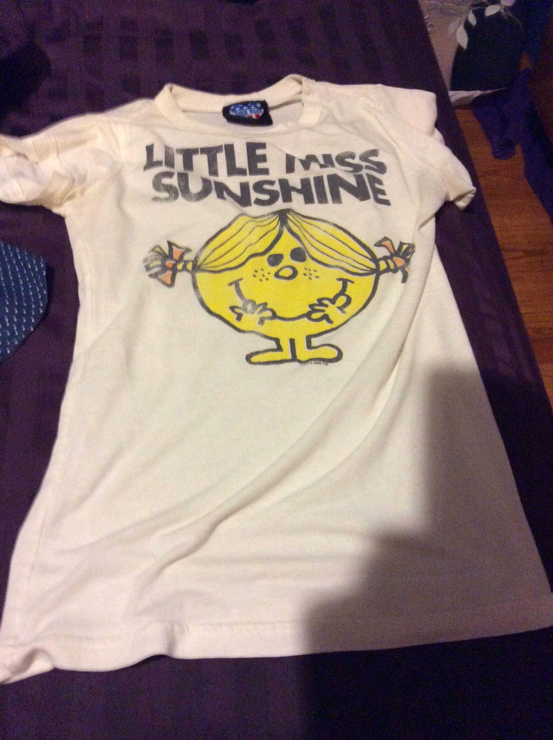 Little Miss Sunshine T