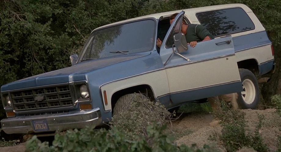 Commando Cars Movie Chevrolet Blazer Tv Cars