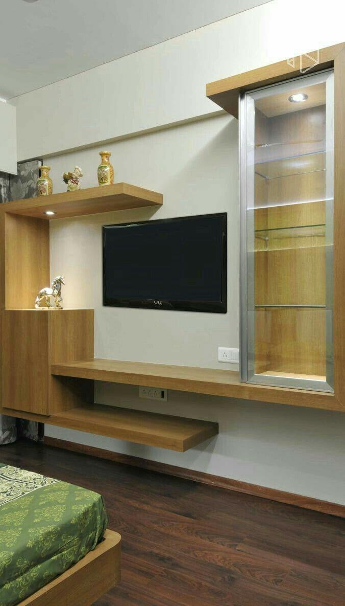 Lcd Panel Tv Unit Design For Living Drawing Room Bedroom: Living Room TV Kebinet - Salvabrani