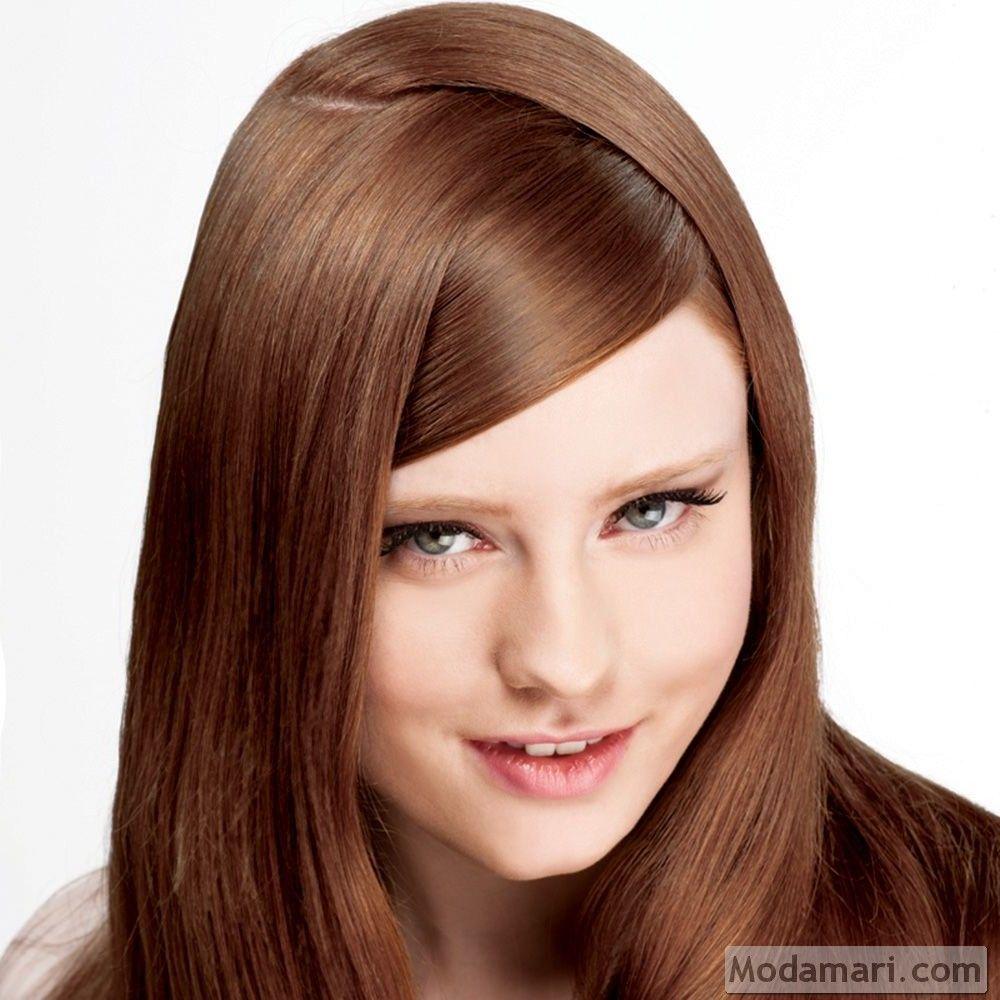 Sıcak çikolata Saç Rengi Modamari Kadın Modası Hair Hair