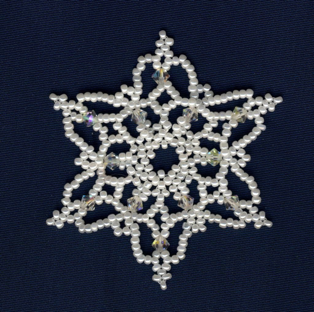 snowflake 7 ornament pattern free pattern ornament and patterns