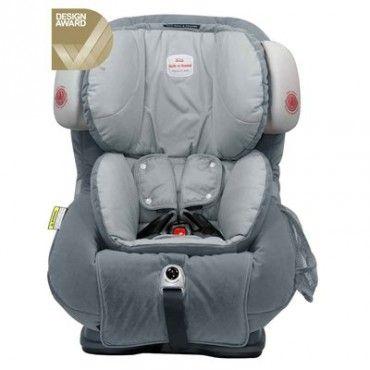 Safe n Sound Platinum AHR Convertible Car Seat - Silver   Baby Stuff