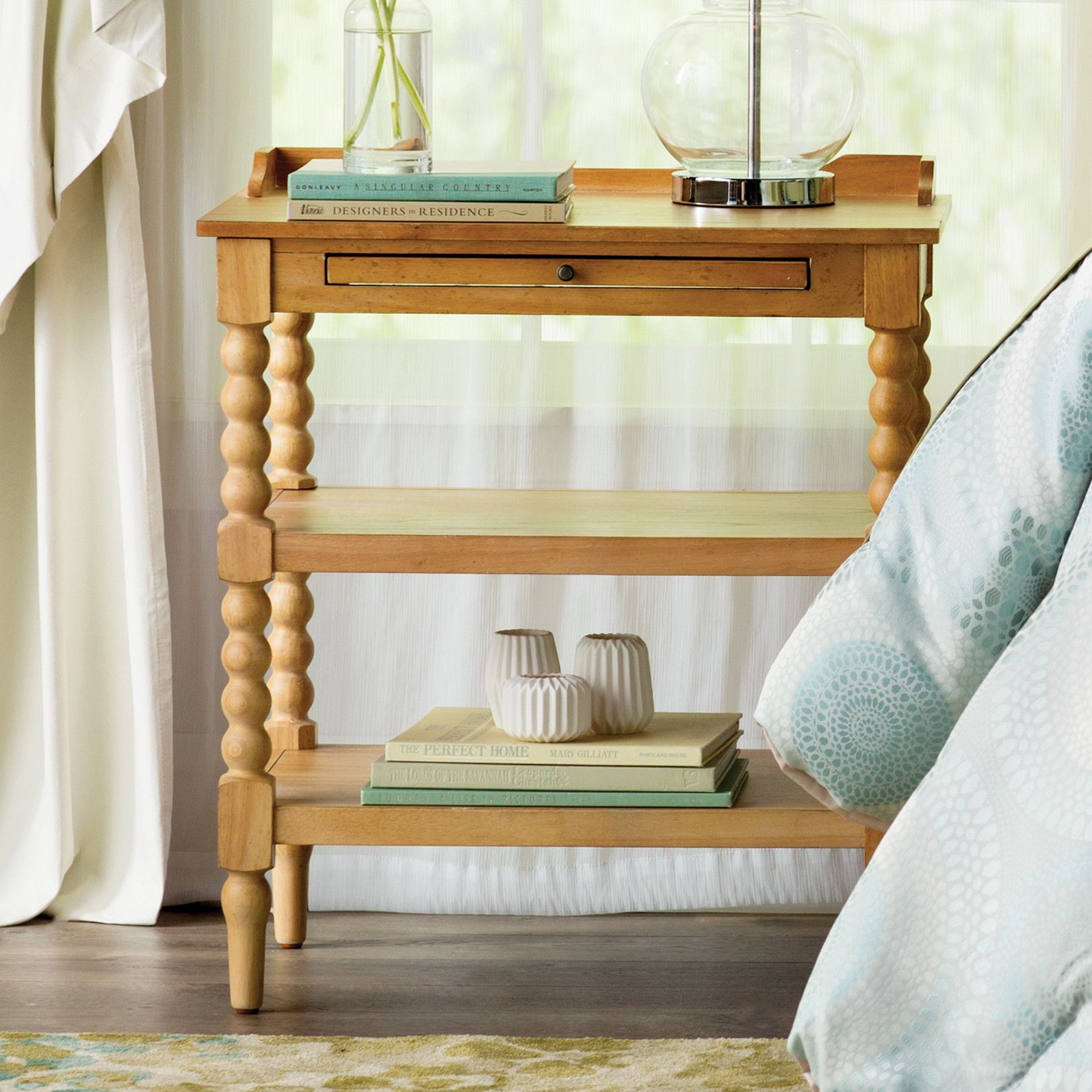 Wildon Home ® Emily Nightstand (With images) Coastal