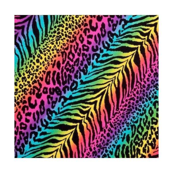 c5e55e4d6ff0 lisa frank wallpaper leopard zebra cheetah print ❤ liked on ...