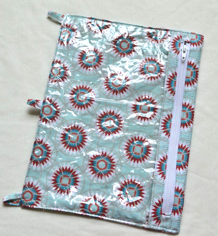 DIY Back-to-School 3-ring Pencil Pouches