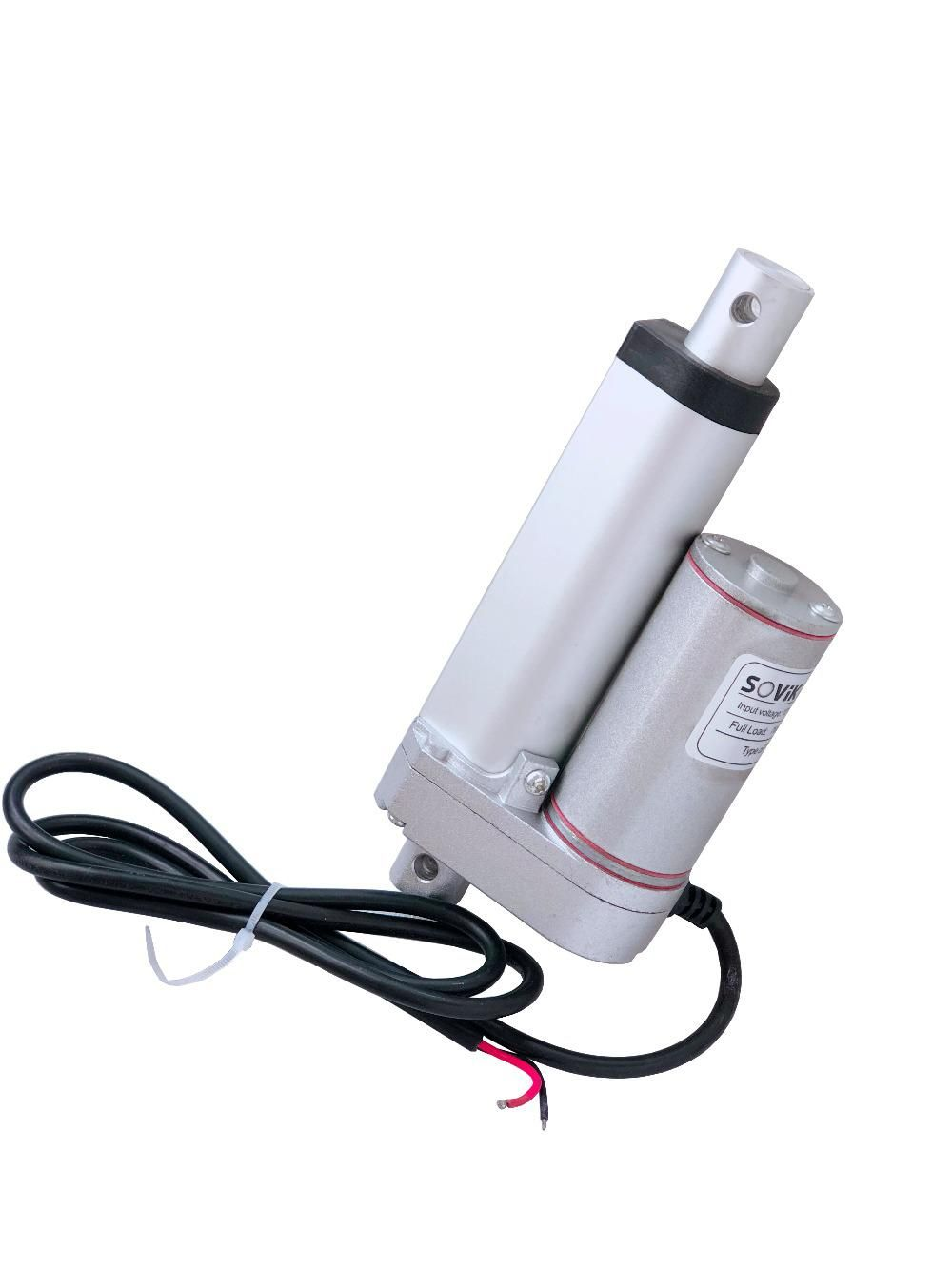 small resolution of 50mm 100mm 150mm 300mm 355mm stroke electric linear actuator 12v dc motor 750n max lift heavy