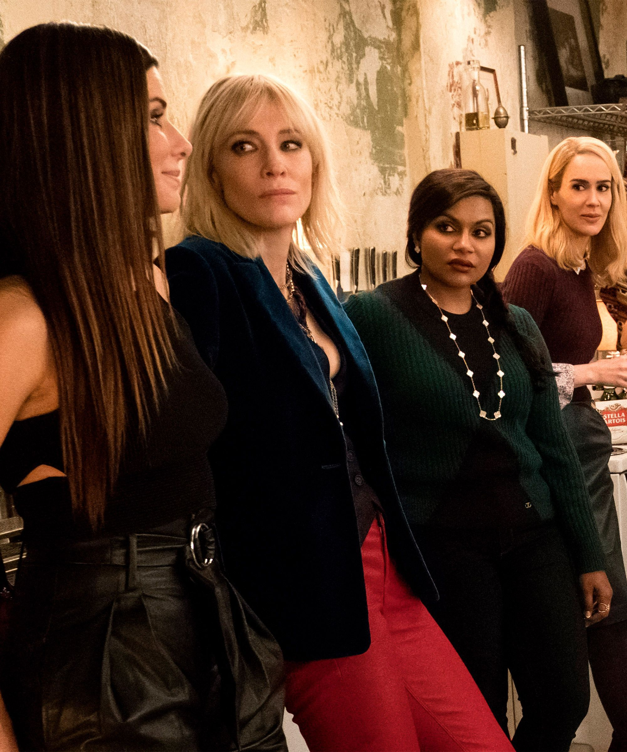 Which BADASS Ocean's 8 Character Are You?