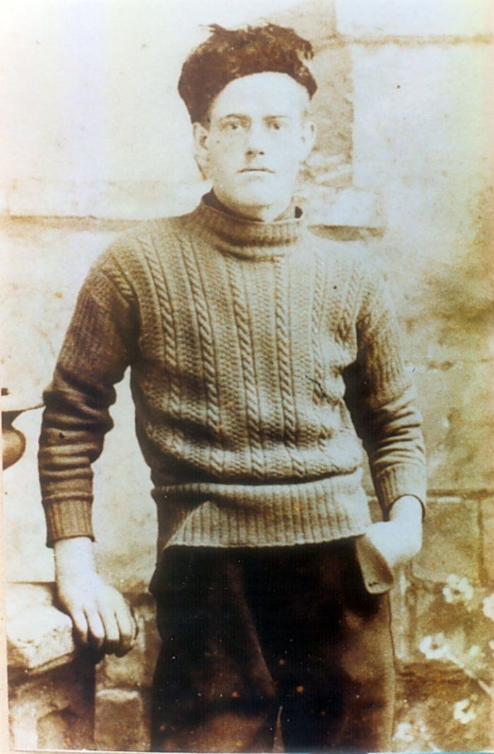 The Gansey (or Guernsey) sweater is one of the most practical ...