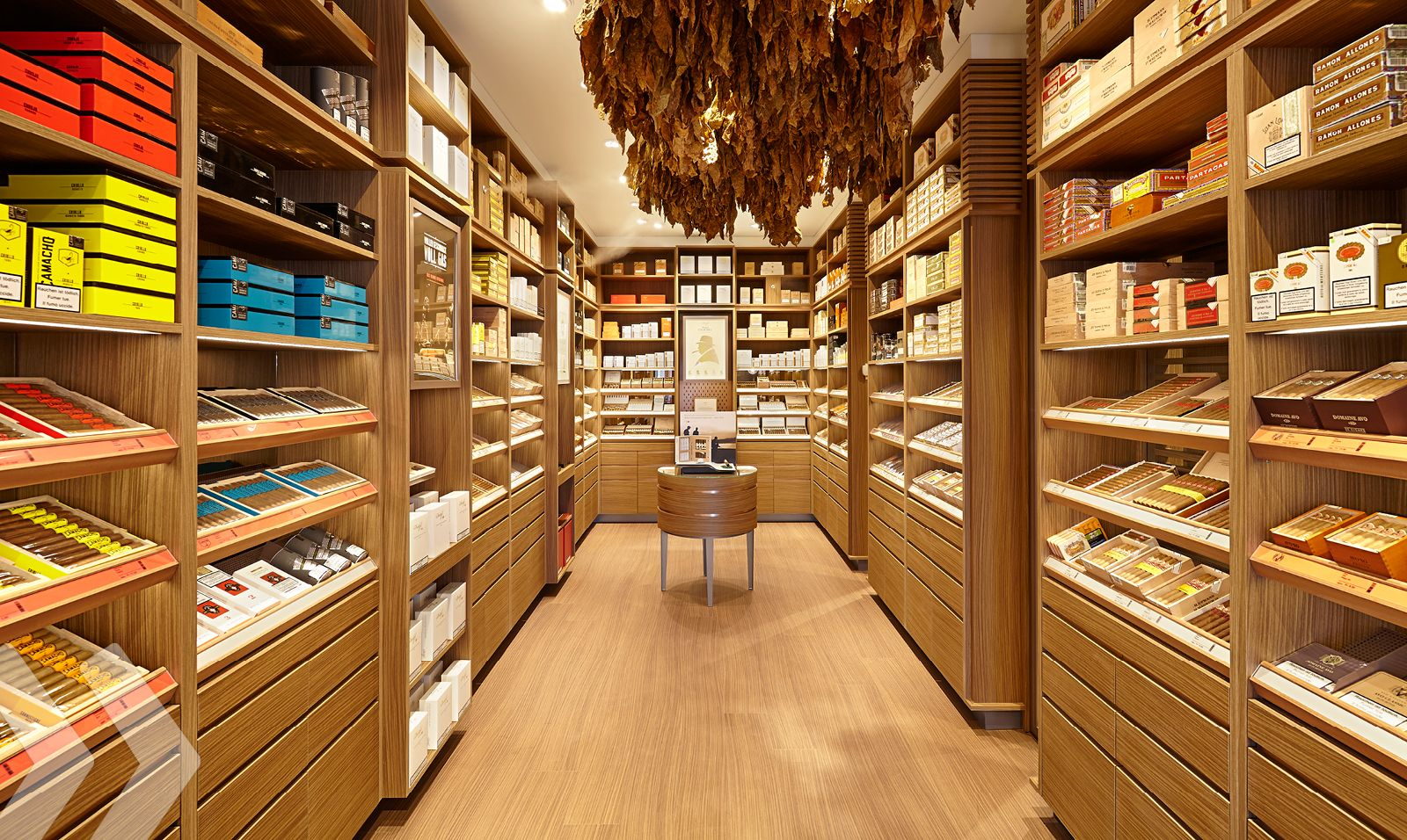 Davidoff Store - made by ARNO   Store   Basel, Design, Genf