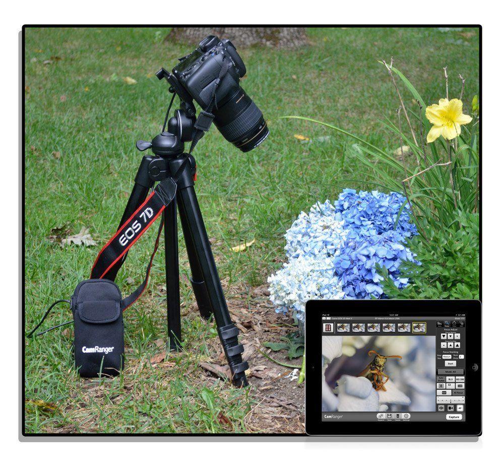 Amazon com: CamRanger Remote Nikon & Canon DSLR Camera