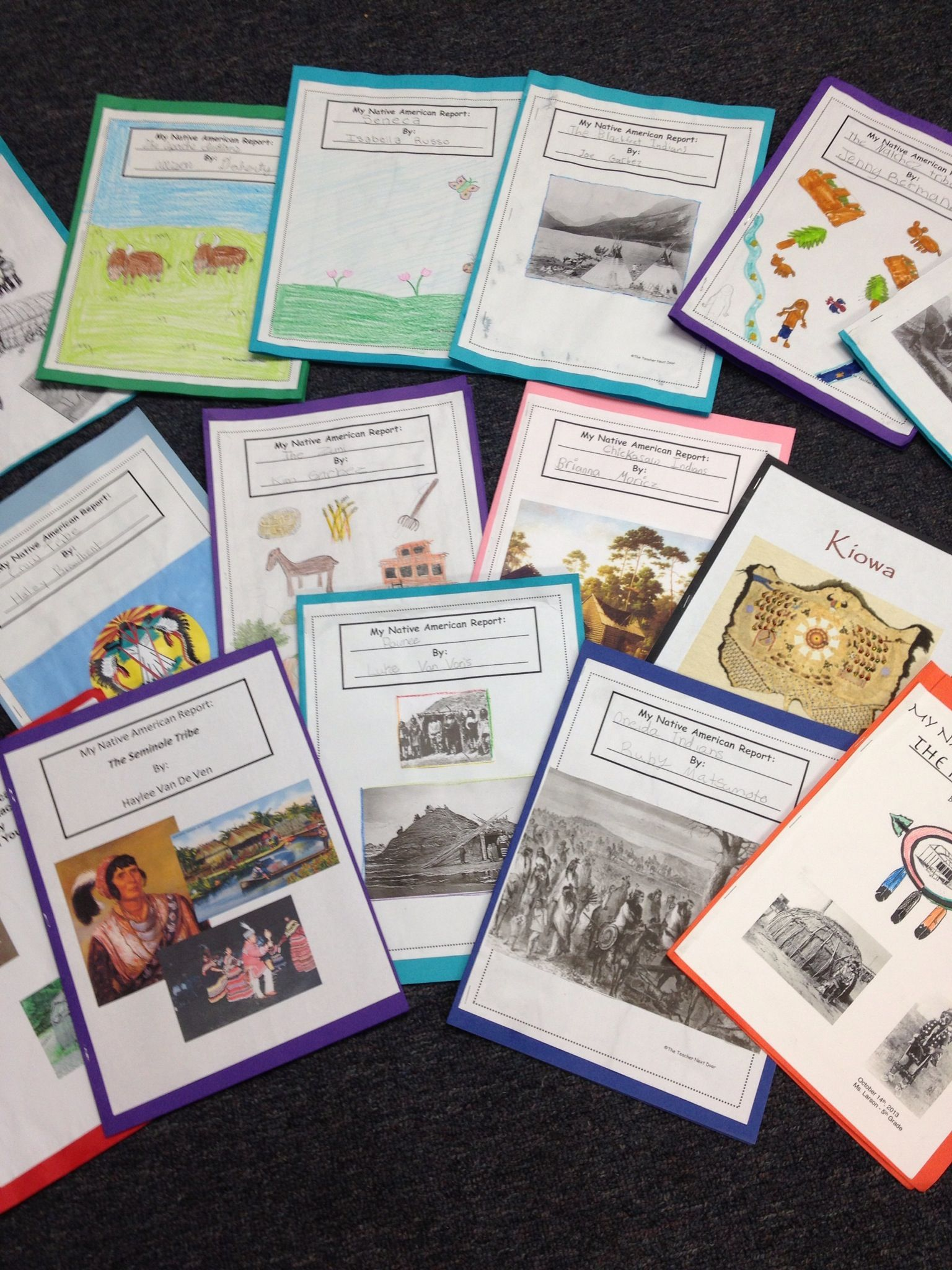 Native American Report For 3rd 6th Grade Third Pinterest Wiring Background Powerpoint Template Poweredtemplatecom 3 Here Are Some Of The Finished Research Reports By Teacher Next Doors Class
