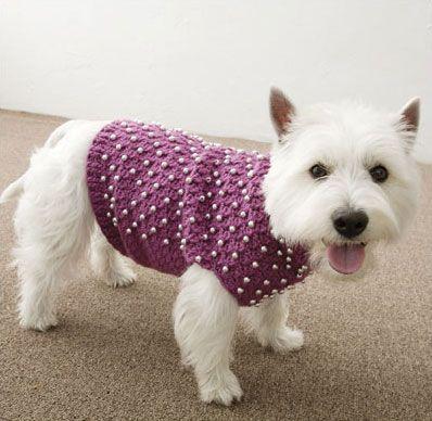 Dog Sweater Free Pattern Media Crochet Me Dog Coats