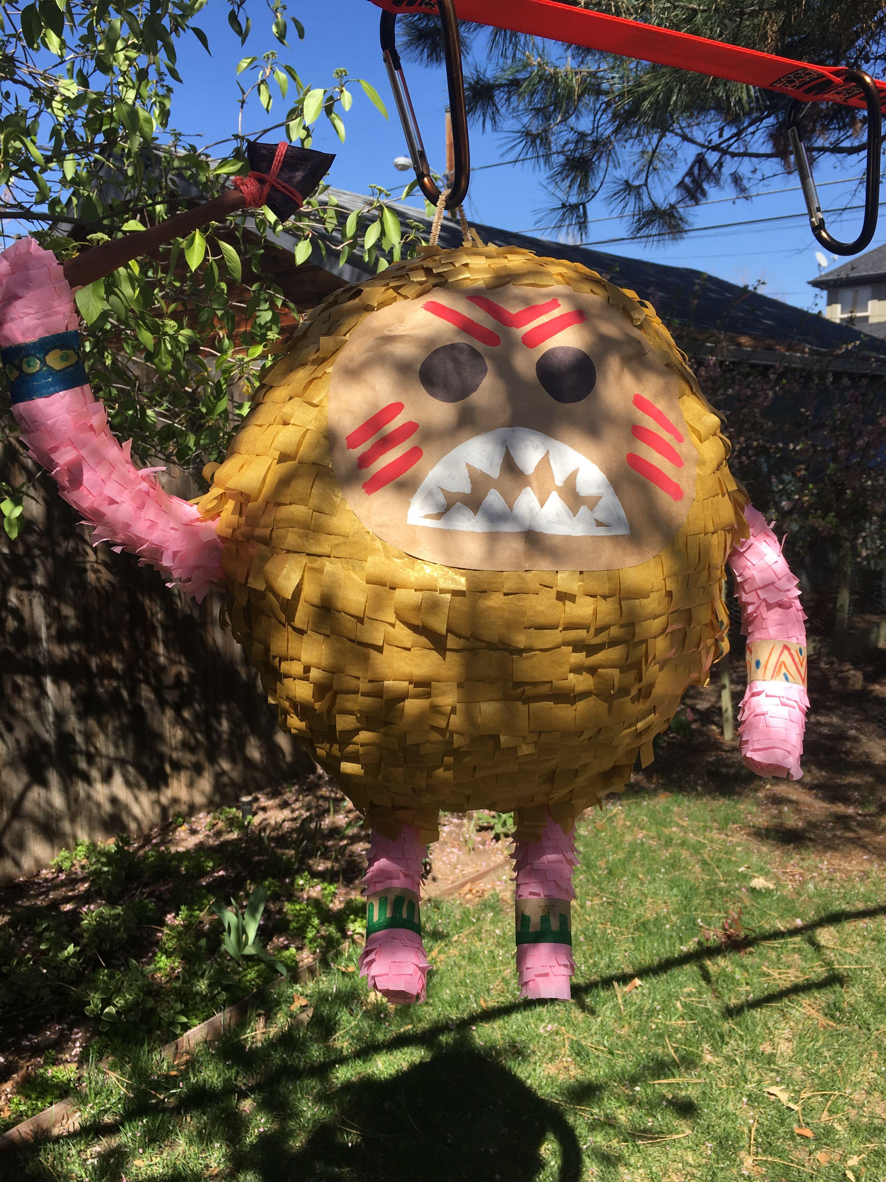 Kakamora piñata