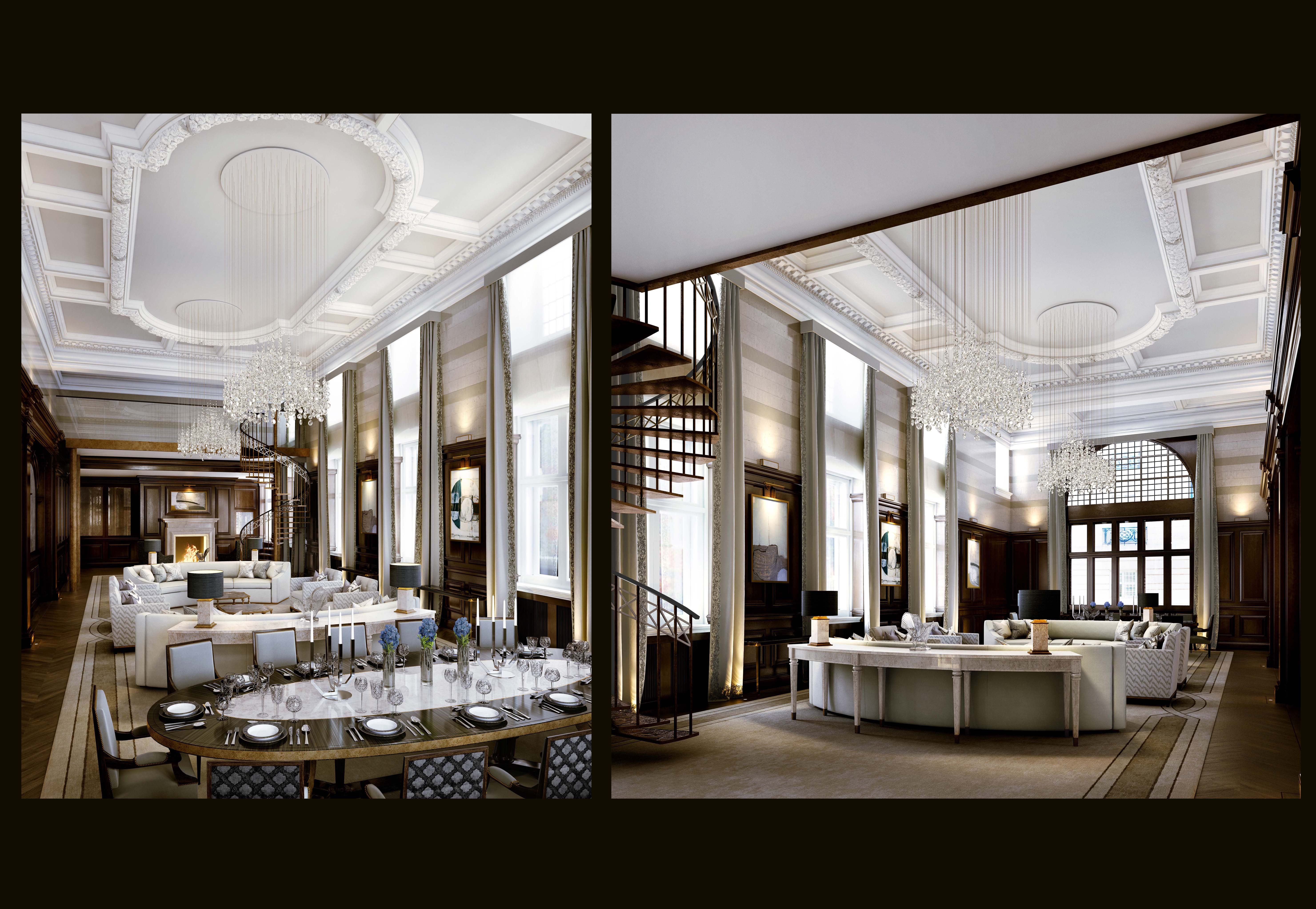 Interior architecture firms london for Design companies london
