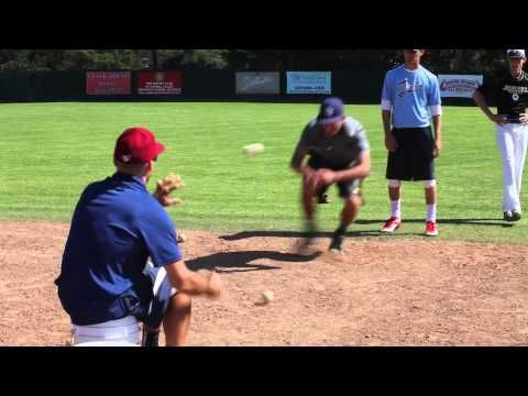 Trosky Baseball Presents Infield Drills Series Fielding Drills Baseball Drills Baseball Workouts Play Baseball