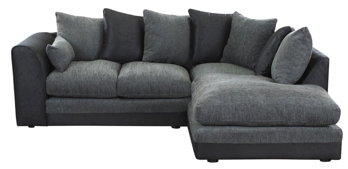 Grey Fabric Corner Sofa Uk In 2020 Grey Fabric Corner Sofa Deep Couch The Big Comfy Couch