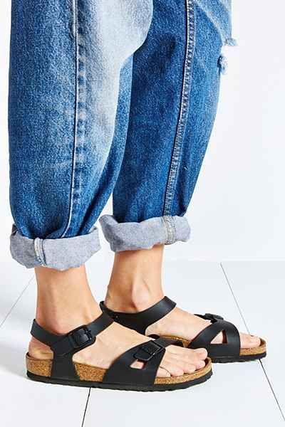 d26b74836e97aa Birkenstock Rio Quarter Strap Sandal | Shoes | Birkenstock ...