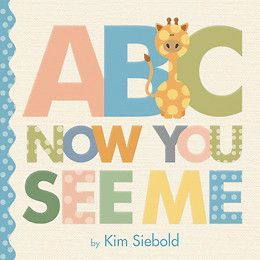 """""""ABC, Now You See Me"""" Book"""