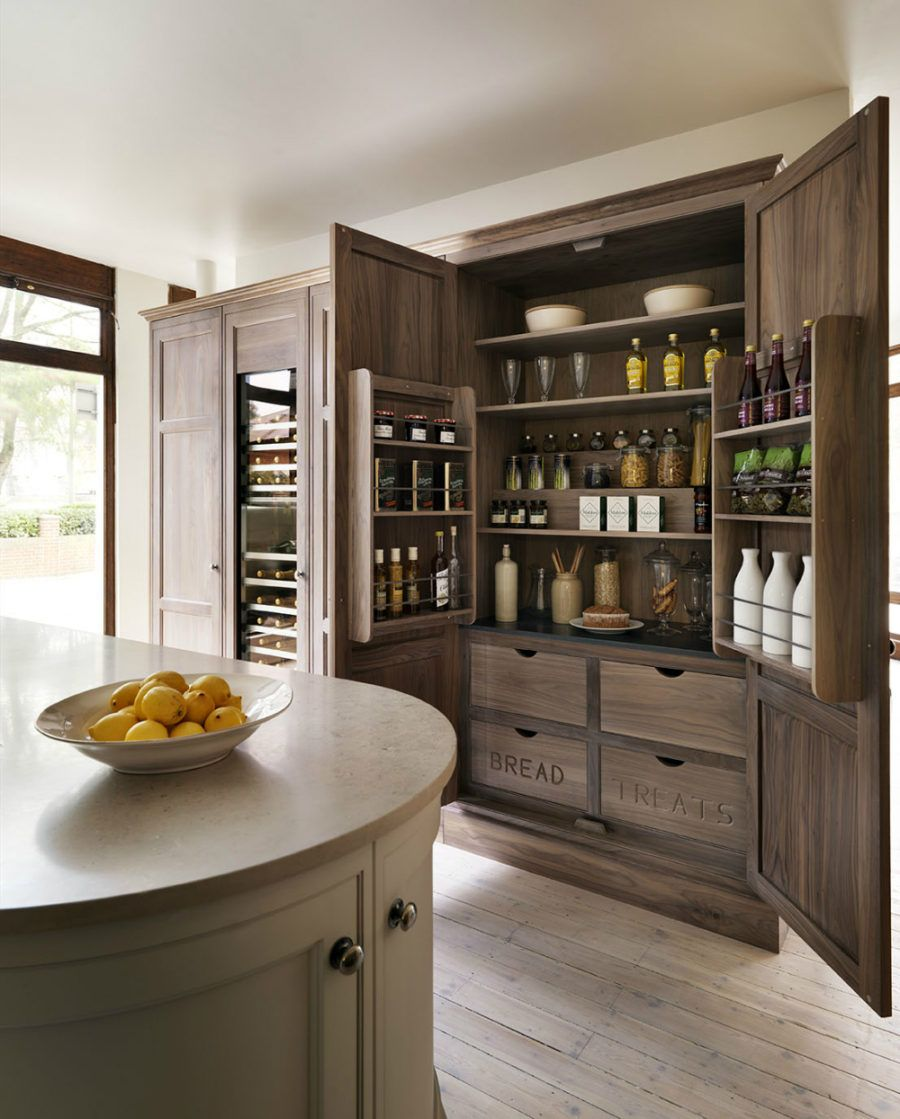 Modern Pantry Ideas That Are Stylish And Practical Kitchen