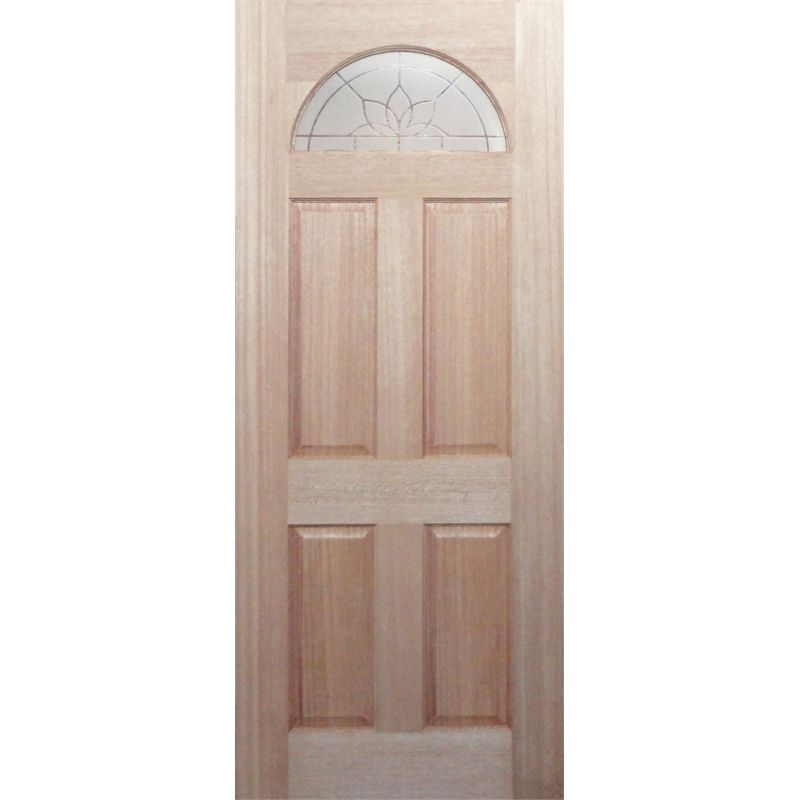 Woodcraft Doors 2040 x 820 x 40mm Carolina Entrance Door With Frosted Glass  sc 1 st  Pinterest & Woodcraft Doors 2040 x 820 x 40mm Carolina Entrance Door With ...