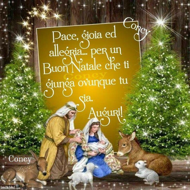 Immagini Auguri Di Natale Religiosi.Pin Di Fortunato Corona Su Religiosi Buon Natale Natale