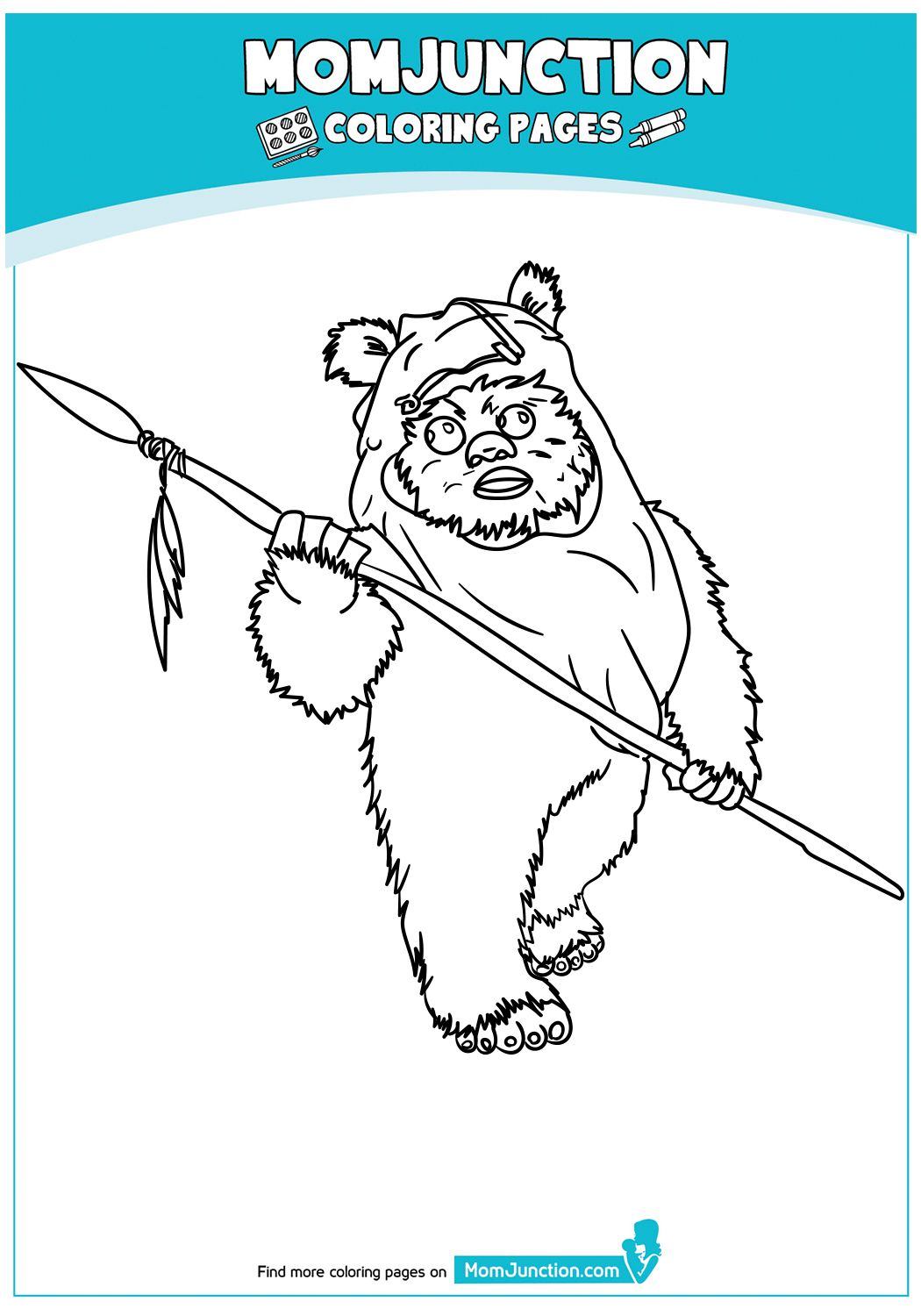 Coloring Page Coloring Pages Star Wars Silhouette Star Wars