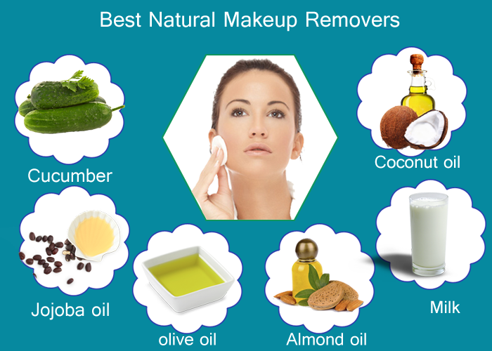 Wipe off your makeup with Natural Makeup Removers. Know best ways ...