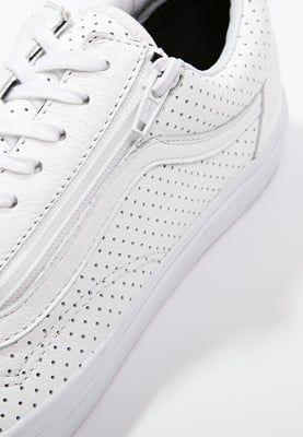 Schoenen Vans OLD SKOOL - Sneakers laag - true white wit: 94 ...