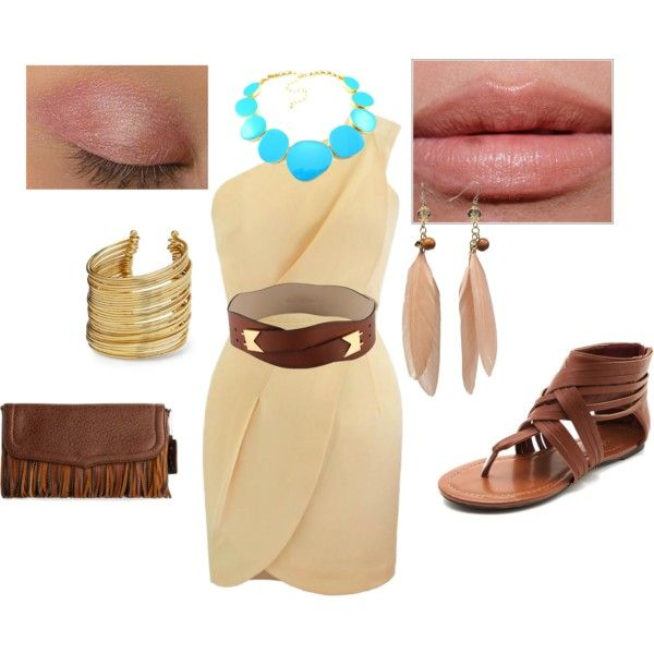 """Pocahontas"" by salina-anderson on Polyvore"