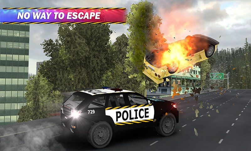 Pin by Bleeding Edge Studio on Police Car Chase Hot