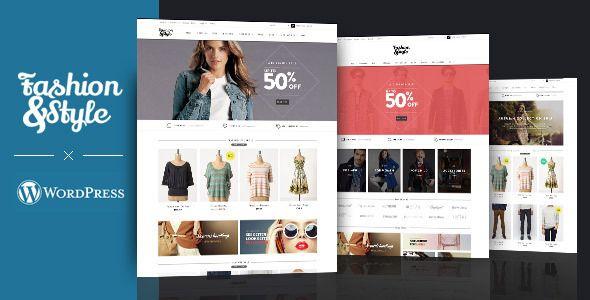 Fashion - WooCommerce Responsive WordPress Theme - WooCommerce ...