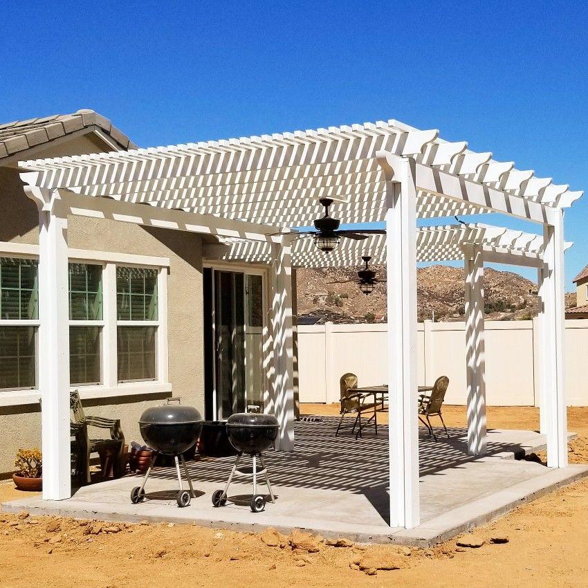 lattice patio aluminum patio covers
