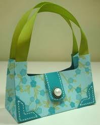 paper purses, boxes, bags cards