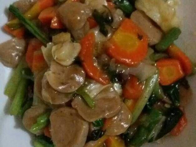 Resep Capcay Goreng Oleh Sicilia Resep Makanan Dan Minuman Masakan Ide Makanan