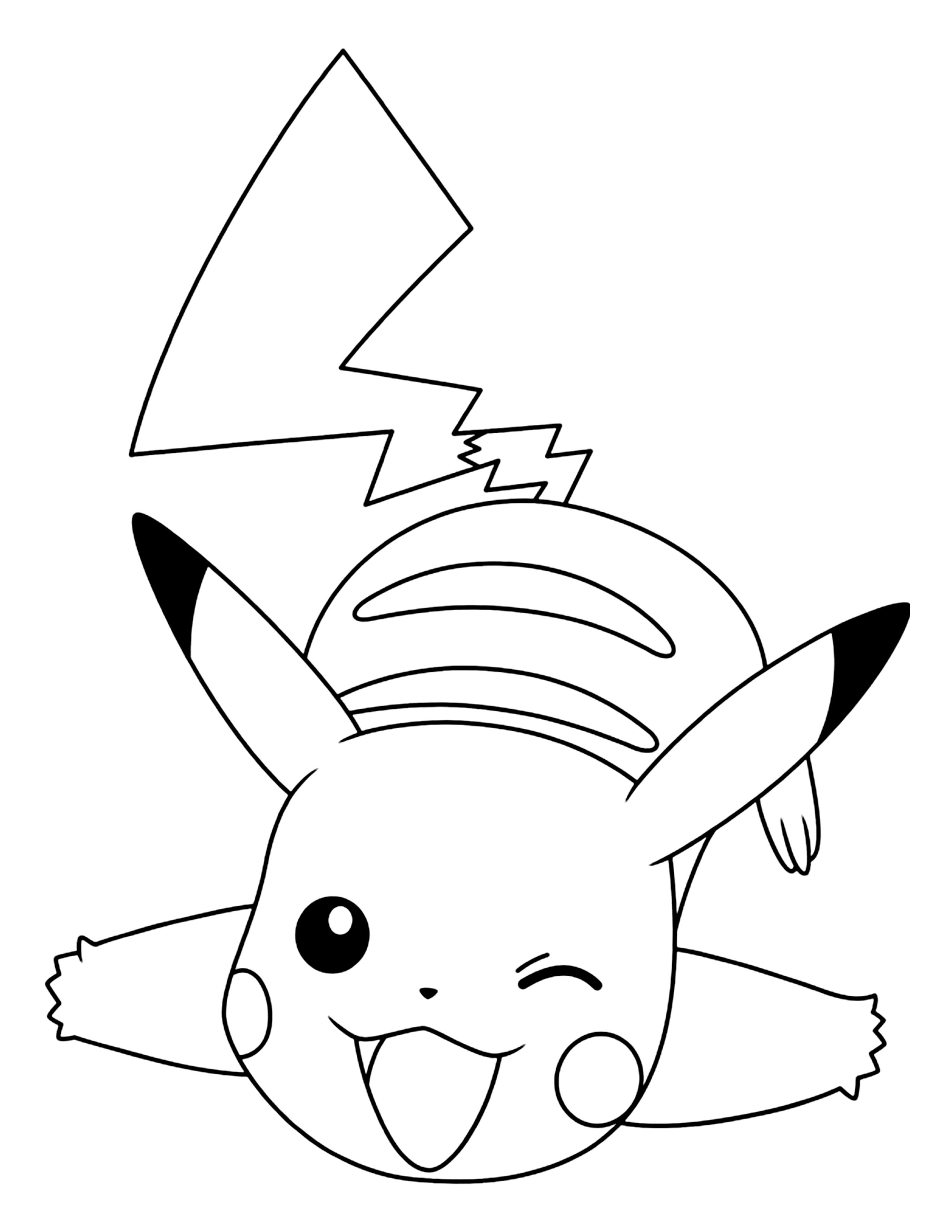 Easy Pokemon Coloring Pages : pokemon, coloring, pages, Pokemon, Coloring, Pages, Coloring,, Pages,, Sheets
