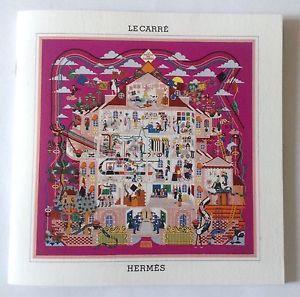 51f0d20b9bf Le-carre-dHermes-foulard-catalogue-look-book-printemps-ete-2015 ...