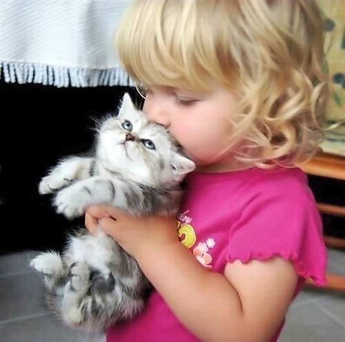 I love my Kitty