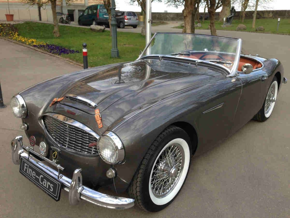 Austin-Healey - | Cars | Pinterest | Austin healey, Classic trader ...