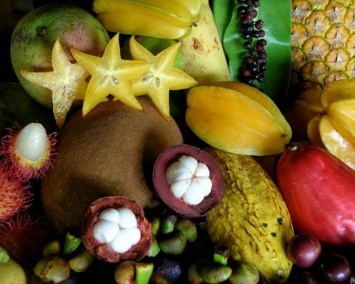 Tropical fruits found in Singapore | feeling     singaporean