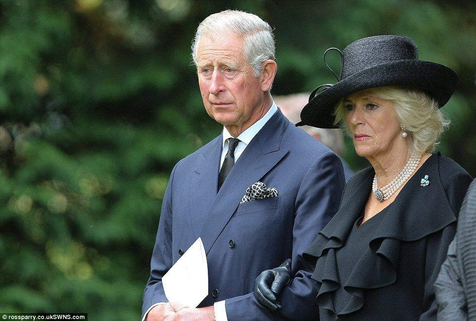 Prince Charles said in a public statement after her death that both he and his wife - Camilla, the Duchess of Cornwall - were deeply saddened by the Dowager's death.