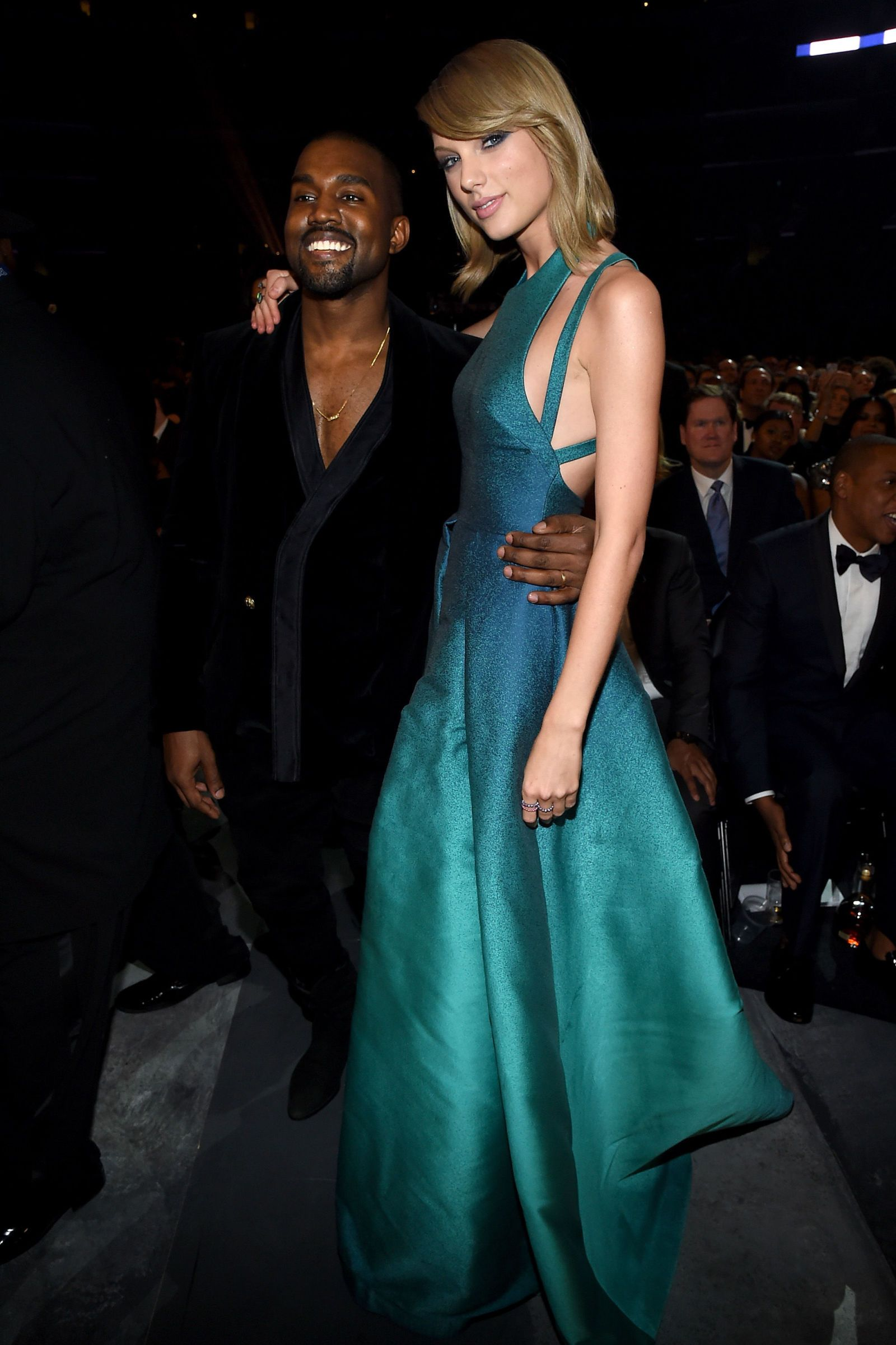 Taylor Swift And Kanye West Are Making Music Together Kanye Taylor Kanye West Taylor Swift
